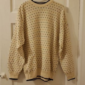 Vintage dad sweater normcore oversized XL